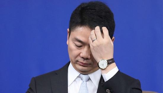 刘强东的劫公众对企业好感不能靠一两个人的形象【热点生活】