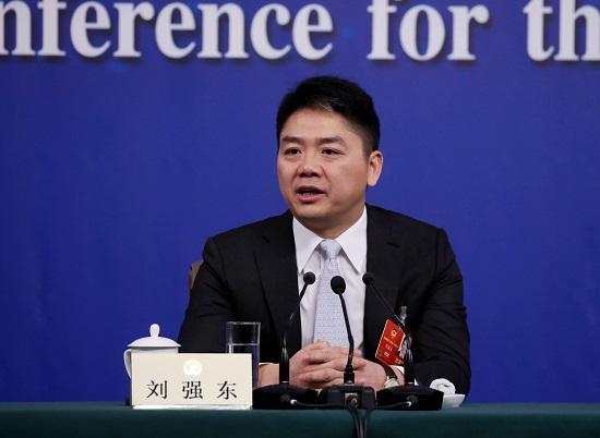 刘强东谈创业睡四年办公室闹钟2小时响一次负债累累只剩5毛【热点生活】
