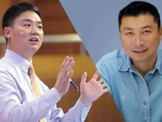刘强东称未来快递就两家京东和顺丰【热点生活】