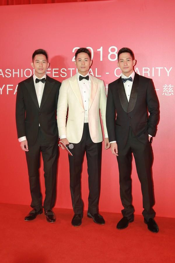 红毯环节-LUU Brothers